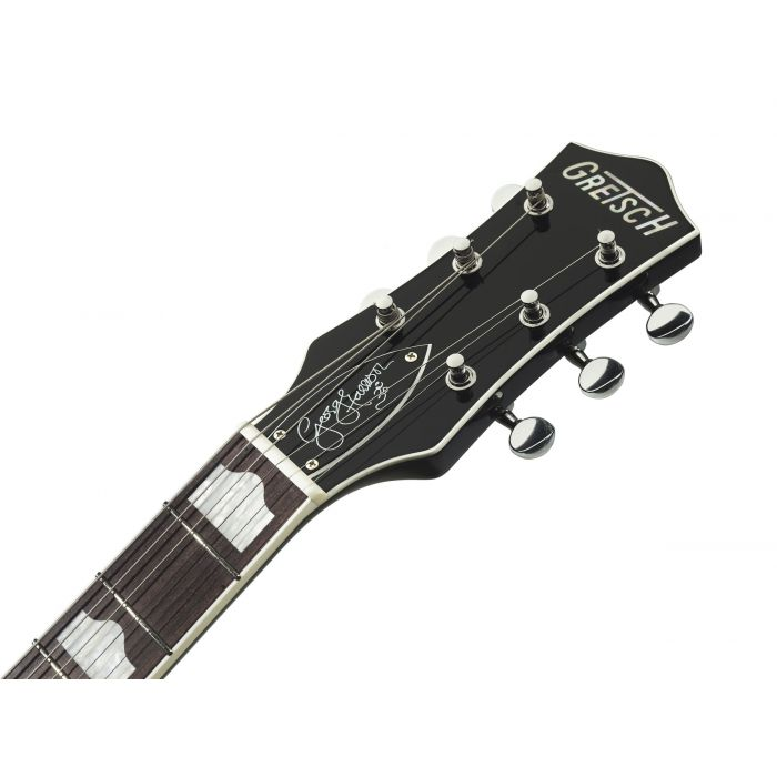 Gretsch G6128T-GH George Harrison Signature Duo Jet with Bigsby Headstock