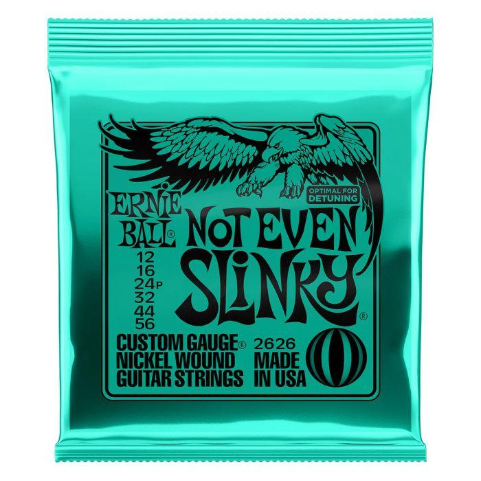 Ernie Ball  2626 Not Even Slinky Guitar Strings