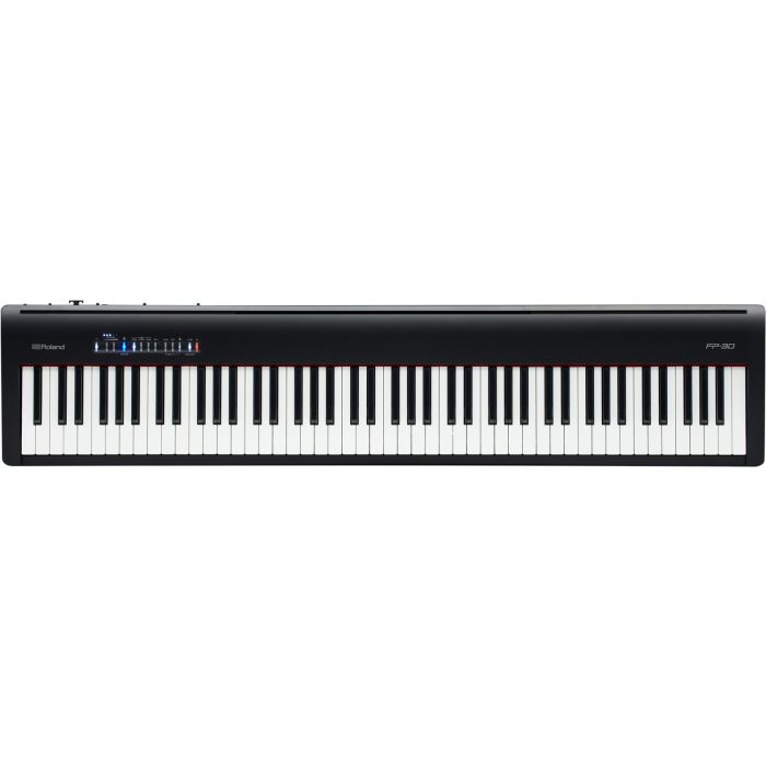 Roland FP-30 Digital Piano in Black