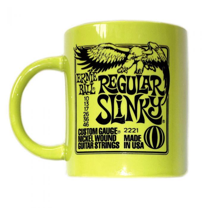 Ernie Ball Regular Slinky Collectible Mug
