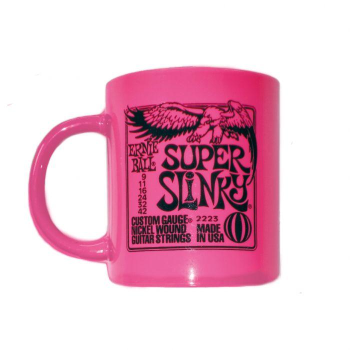 Ernie Ball Super Slinky Collectible Mug