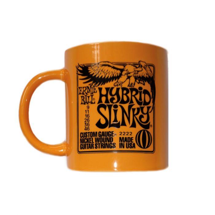 Ernie Ball Hybrid Slinky Collectible Mug