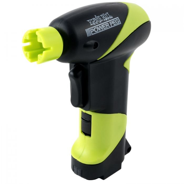 Ernie Ball Power Peg Motorised Pegwinder Green