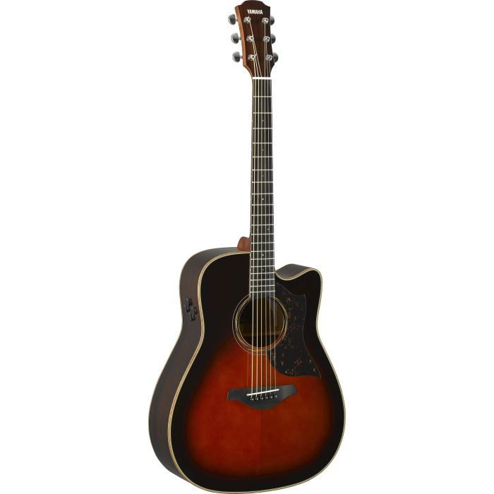 Yamaha A3R ARE Electro-Acoustic Guitar Tobacco Brown Burst