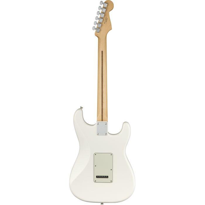 Fender Player Stratocaster LH MN Polar White Back