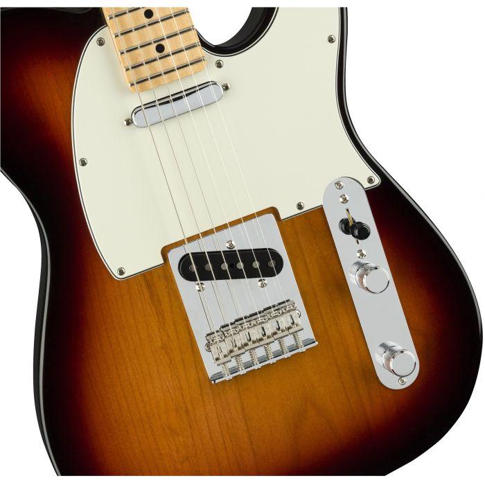 Fender Player Telecaster MN 3-Colour Sunburst Pickups