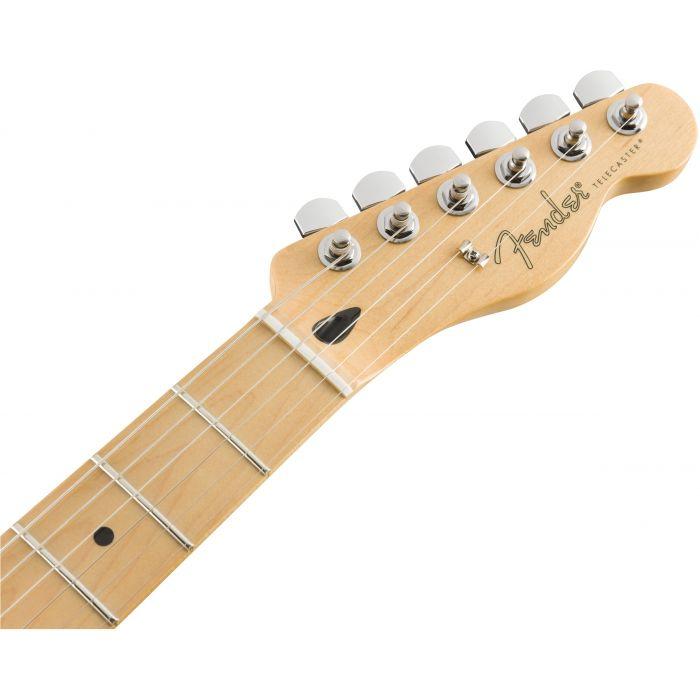 Fender Player Telecaster MN 3-Colour Sunburst Headstock