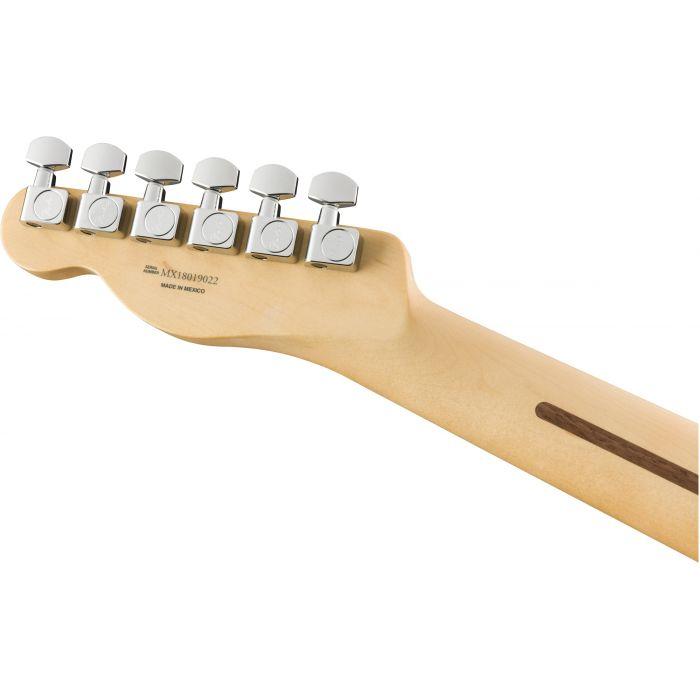 Fender Player Telecaster MN 3-Colour Sunburst Tuning Machines