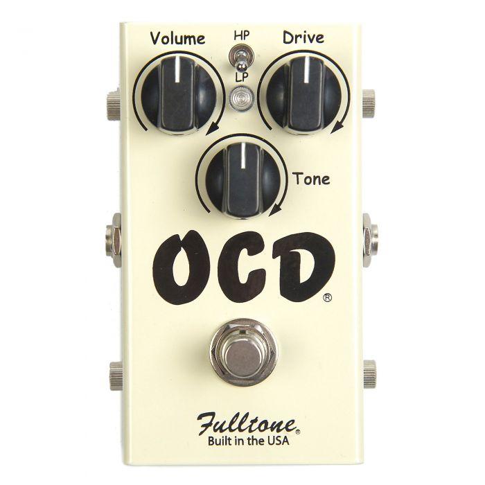 Fulltone OCD V2 Overdrive Distortion Pedal