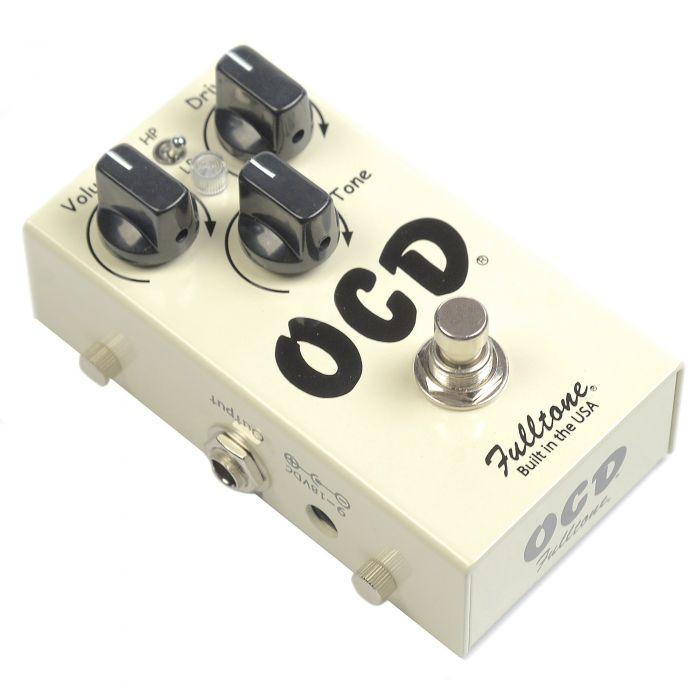 Fulltone OCD V2 Overdrive Distortion Pedal Side