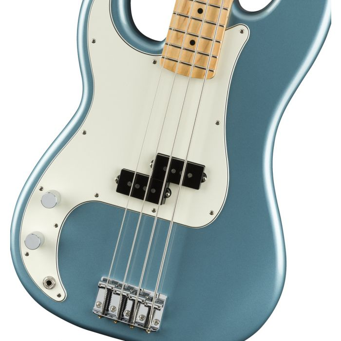 Fender Player Series Precision Bass Left Handed MN Tidepool