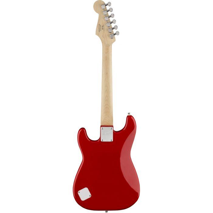 Squier Mini Strat V2 Torino Red Back