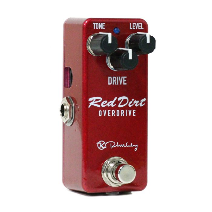 Keeley Red Dirt Overdrive Mini Pedal