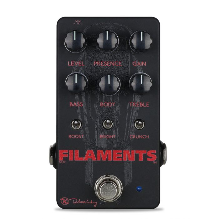 Robert Keeley Filaments Overdrive Amp in a Box