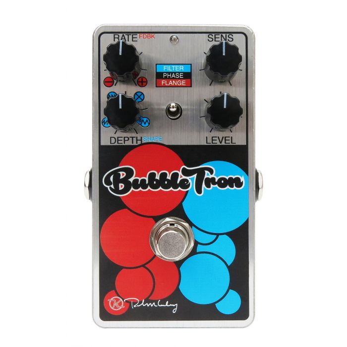 Robert Keeley Bubble Tron Flanger Phaser Pedal