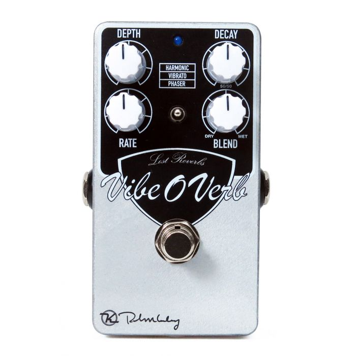 Keeley Vibe-O-Verb Ambient Reverb with Modulation