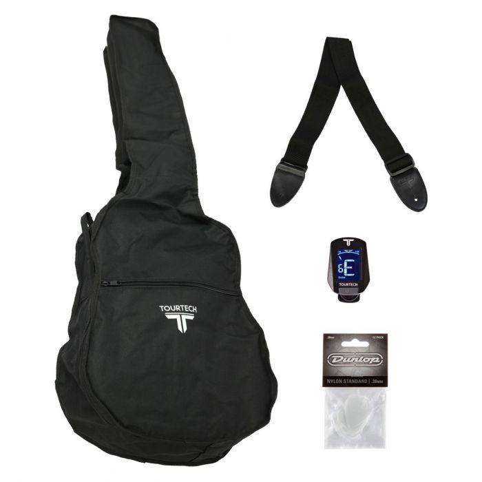 TourTech Acoustic Guitar Accessory Pack