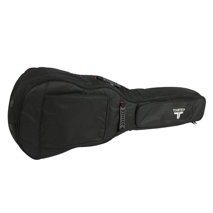 Tour Tech 20mm Padded Gig Bag for Dreadnought Acoustic Guitar