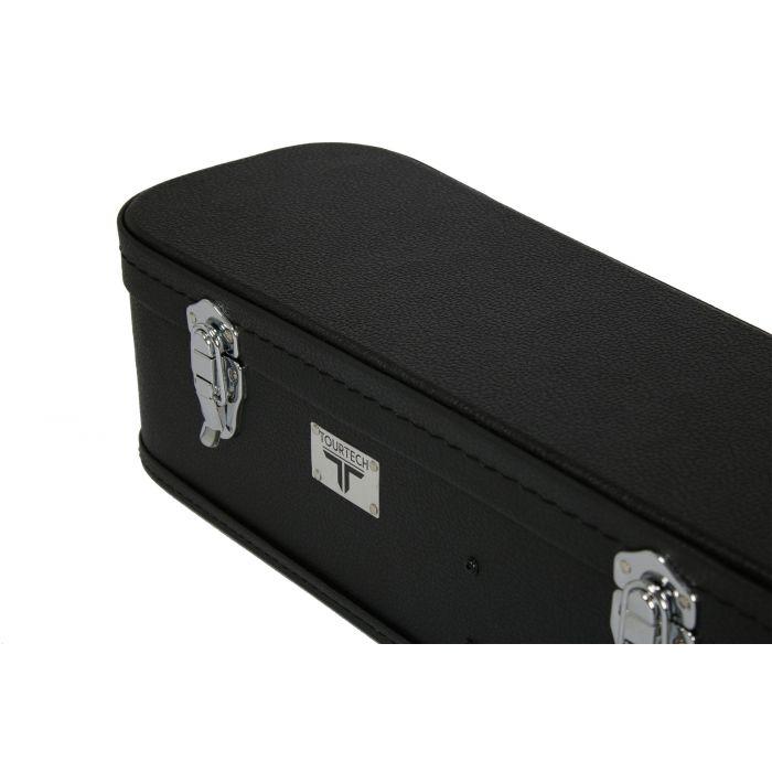 Tour Tech Basic Dreadnought Acoustic Guitar Case Logo