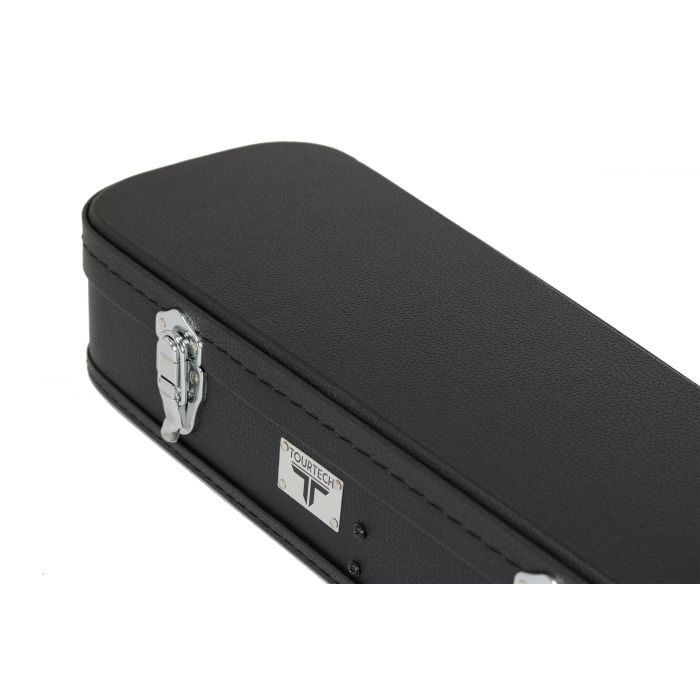 Tour Tech Basic Single Cutaway Electric Guitar Case Logo