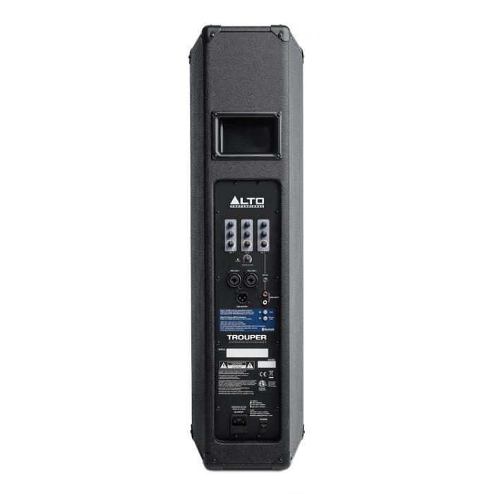 Alto Trouper All-In-One Portable PA System Rear