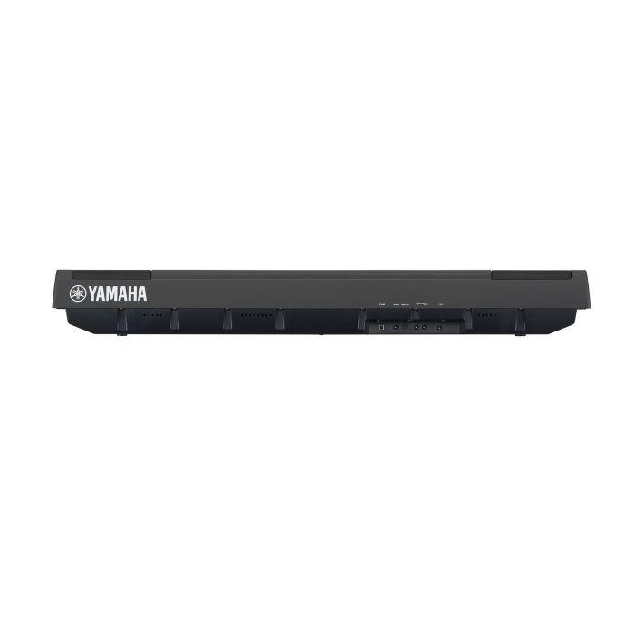 Yamaha P-125 Portable Digital Piano Black Rear