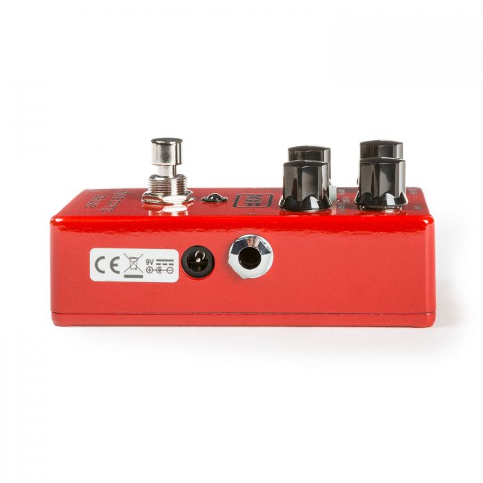 MXR Dyna Comp Deluxe Compressor Pedal Right Side