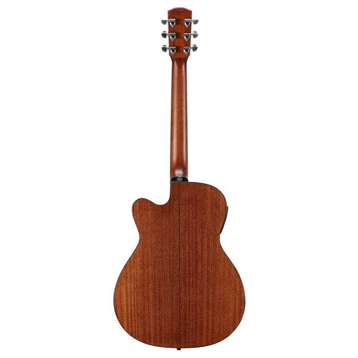 Alvarez AF66CESHB OM Folk Electro Acoustic Cutaway Shadowburst