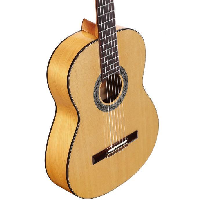 Alvarez CF6 Cadiz Flamenco Trad. Yellow Gloss