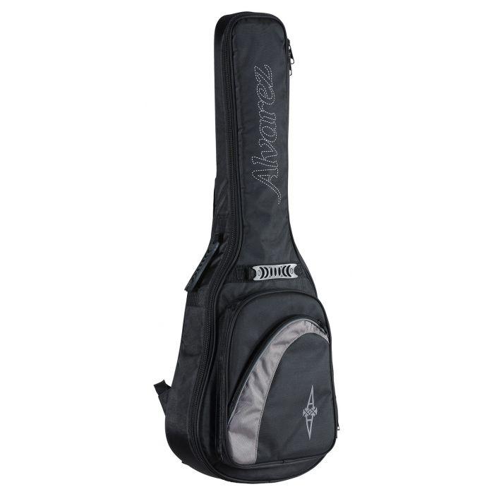 Alvarez LJ2E Little Jumbo Travel Guitars w deluxe Gig Bag