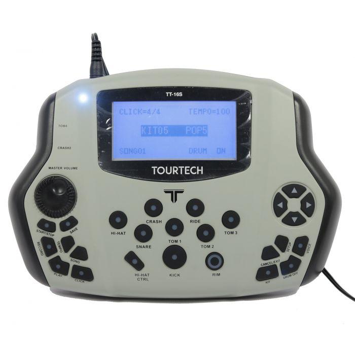 Tourtech TT16s Electric Drum Kti Sound Module
