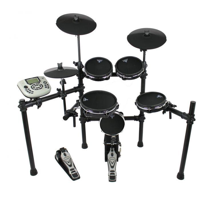 TOURTECH TT-22M Electric Drum Kit with Mesh Head