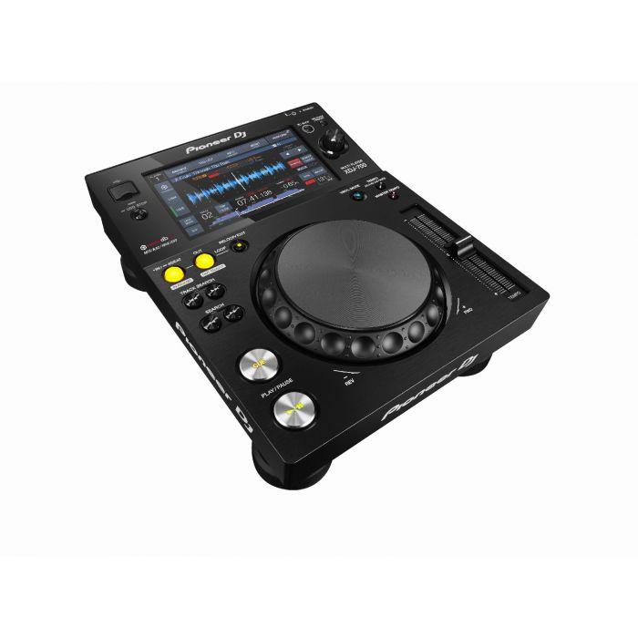 Pioneer DJ XDJ-700 Digital DJ Deck Angle