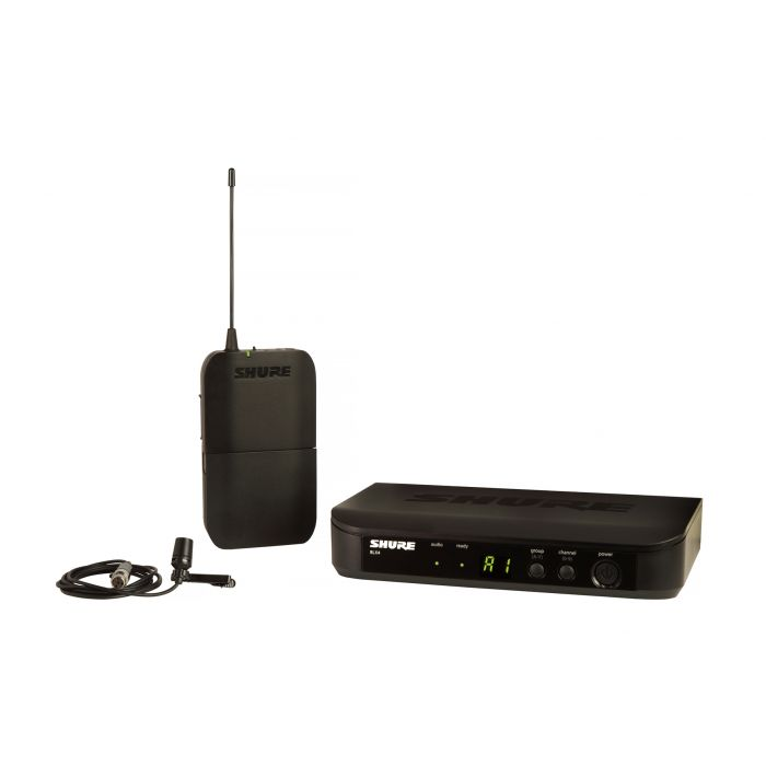 Shure BLX14UK System with CVL Lavalier