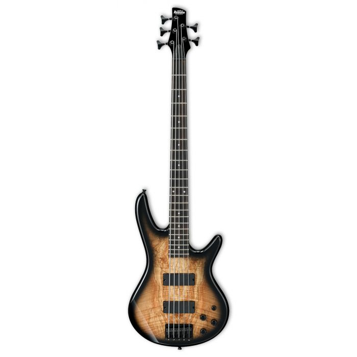 Ibanez Gio GSR205SM 5-String Bass Guitar Natural Grey Burst