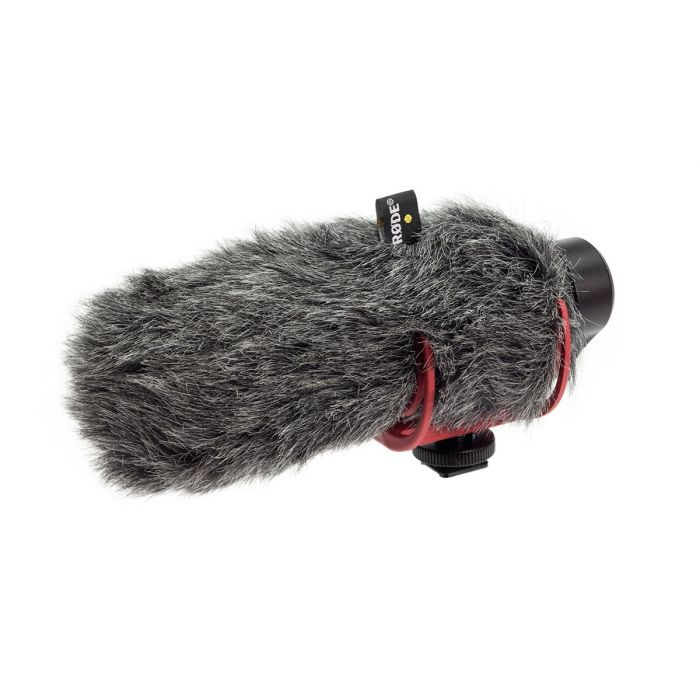 Rode VideoMic GO On-Camera Microphone Windshield