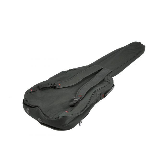 TOURTECH TTB-20JG Western Jumbo Guitar Nylon Gig Bag Back