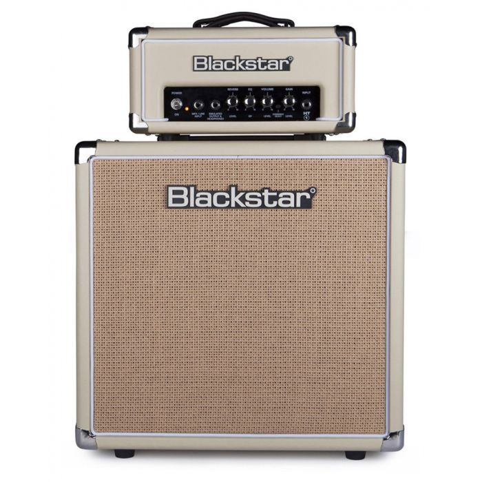 Blackstar HT1R Blonde Head and matching 112 Cab