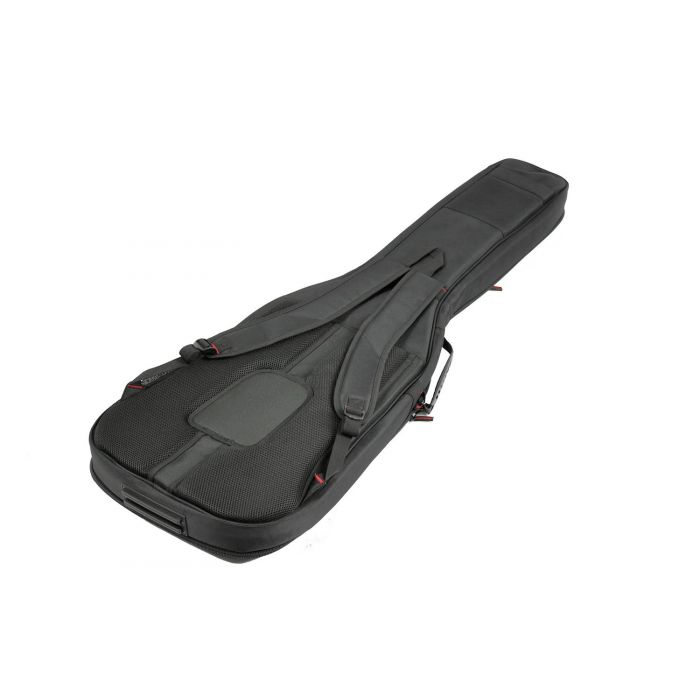 TOURTECH Electric Bass Deluxe Padded Gig Bag Back