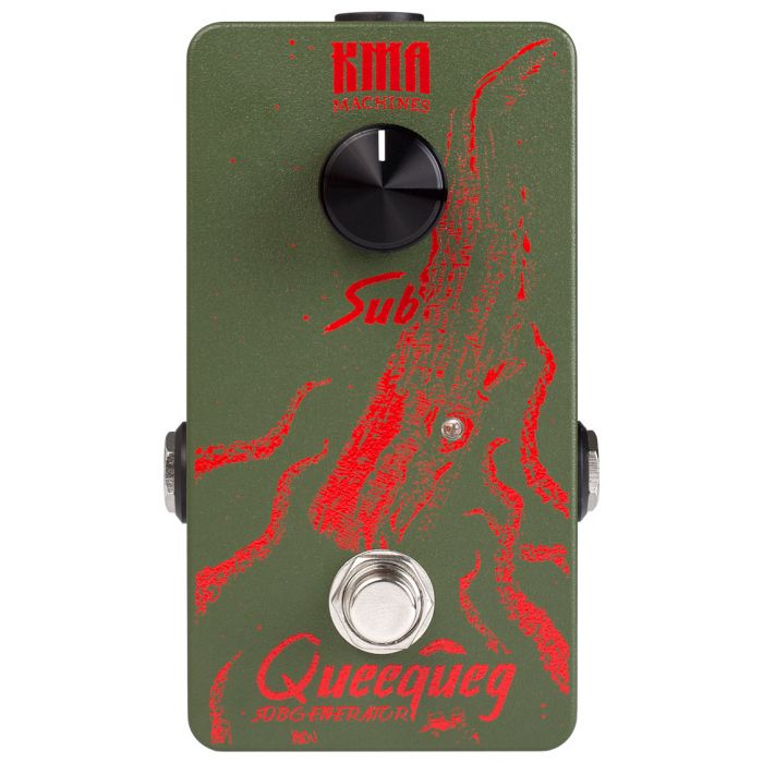 KMA Audio Machines Queequeg Sub Octave Generator