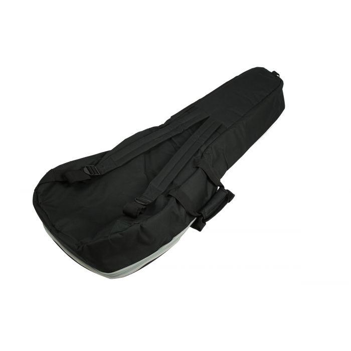 TOURTECH TTB-TTB-E10CG Classical Guitar Gig Bag Back