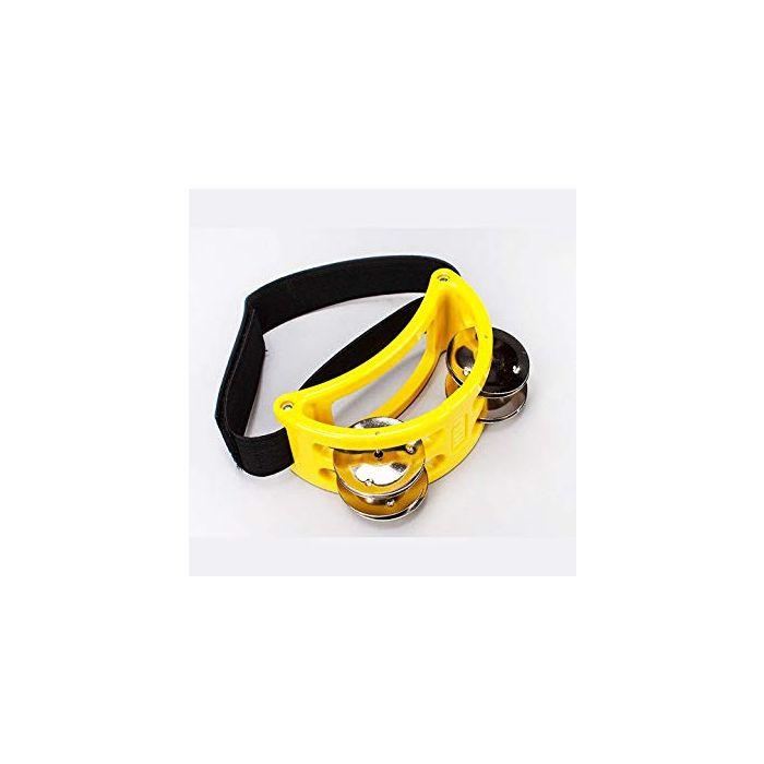 Natal Yellow Foot Tambourine