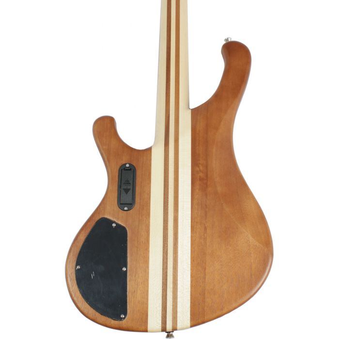 Eastcoast GTB005-N 4-String Bass Guitar Natural