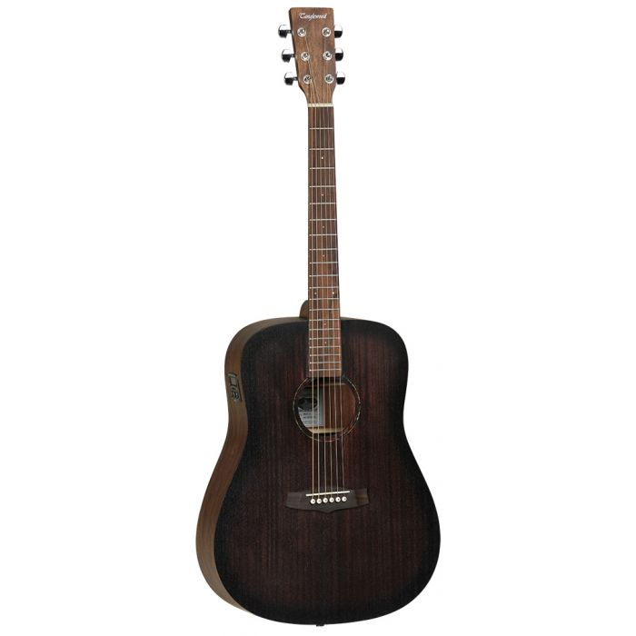 Tanglewood Dreadnought Size Electro Acoustic Vintage Satin Finish