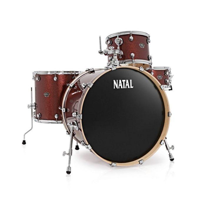 Natal Arcadia U24 4 Piece Drum Kit