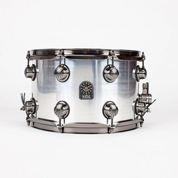 """Natal Meta Aluminium 13"""" x 8"""" Snare Drum"""