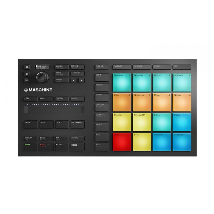 Native Instruments Maschine Mikro MK3 Top