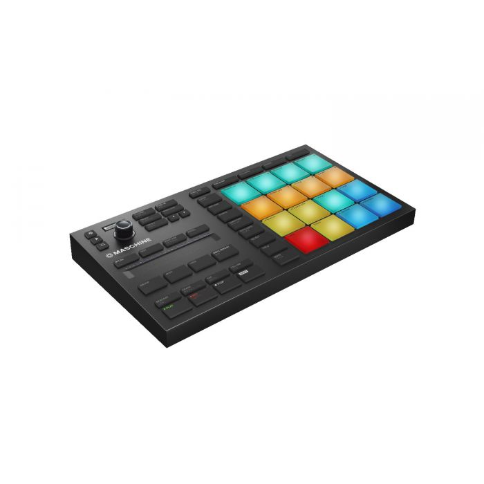 Native Instruments Maschine Mikro MK3 Angle