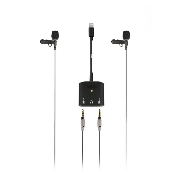 Rode SC6-L Mobile Interface Interview Kit for iOS Devices