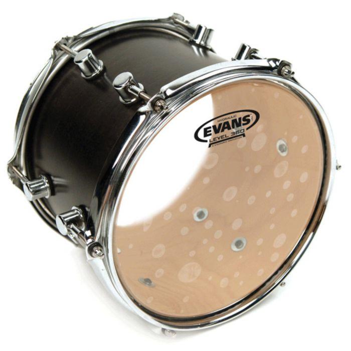 Evans Hydraulic Glass Drum Head, 13 Inch On Shell